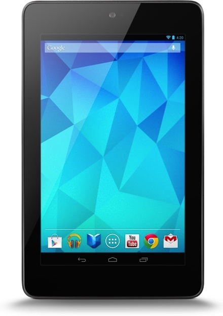 $199 Nexus 7 has been a catalyst in driving tablet shipments to surpass laptops this quarter, says NPD DisplaySearch.