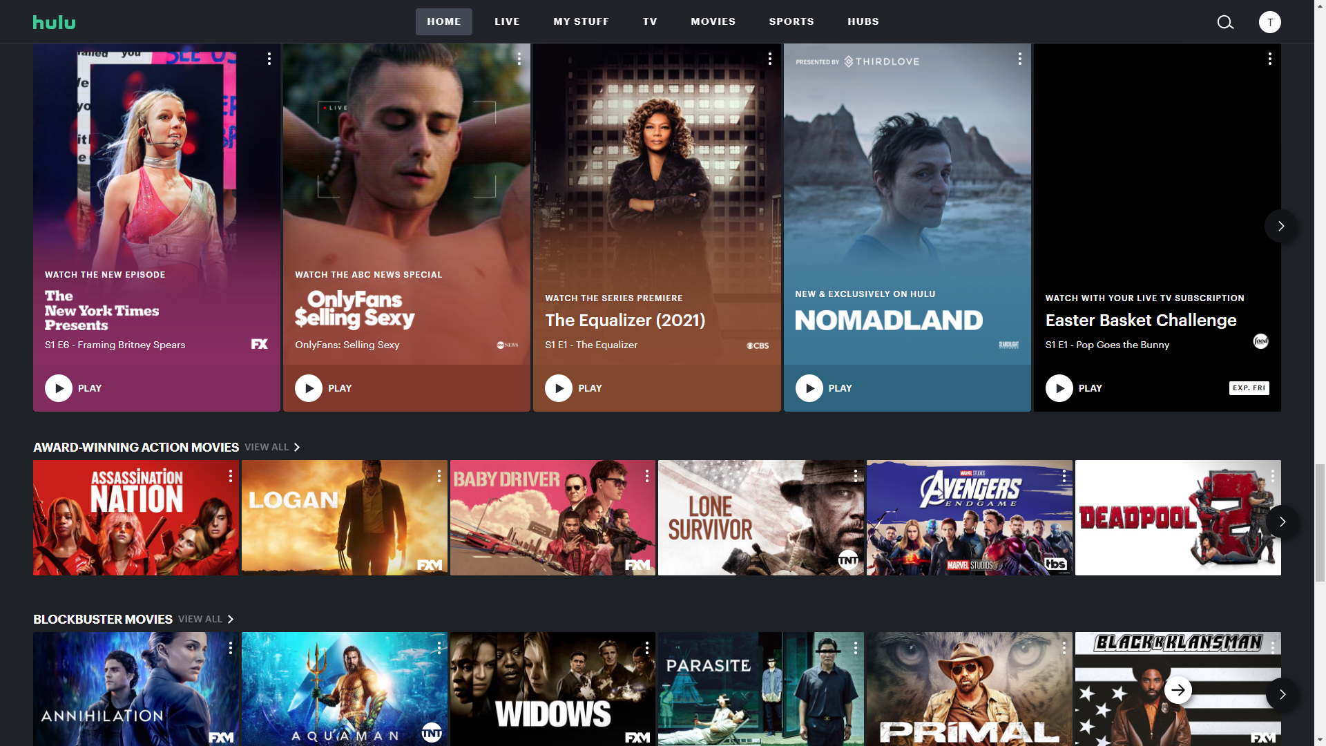 Hulu Plus Live TV review: Excellent catalog, channels for the price, limited cloud DVR