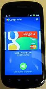 Google Wallet hit by another hack.