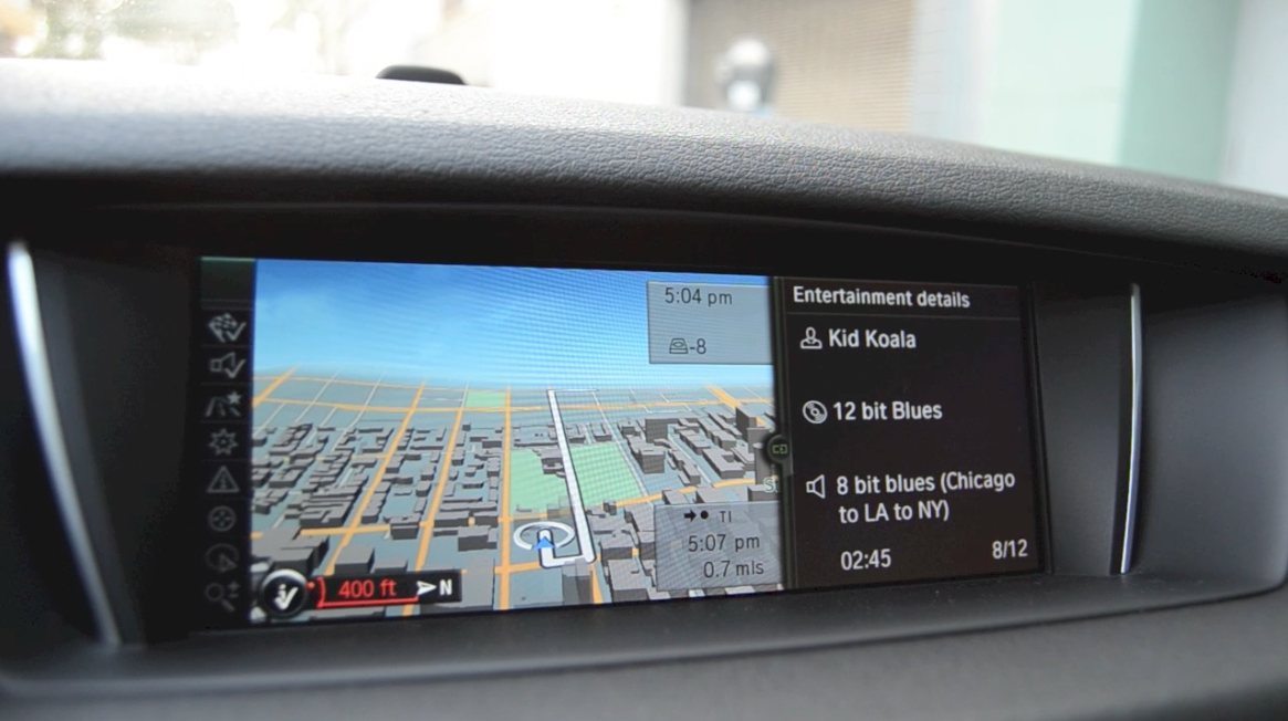 Video: 2013 BMW X1: Preset button tips and tricks