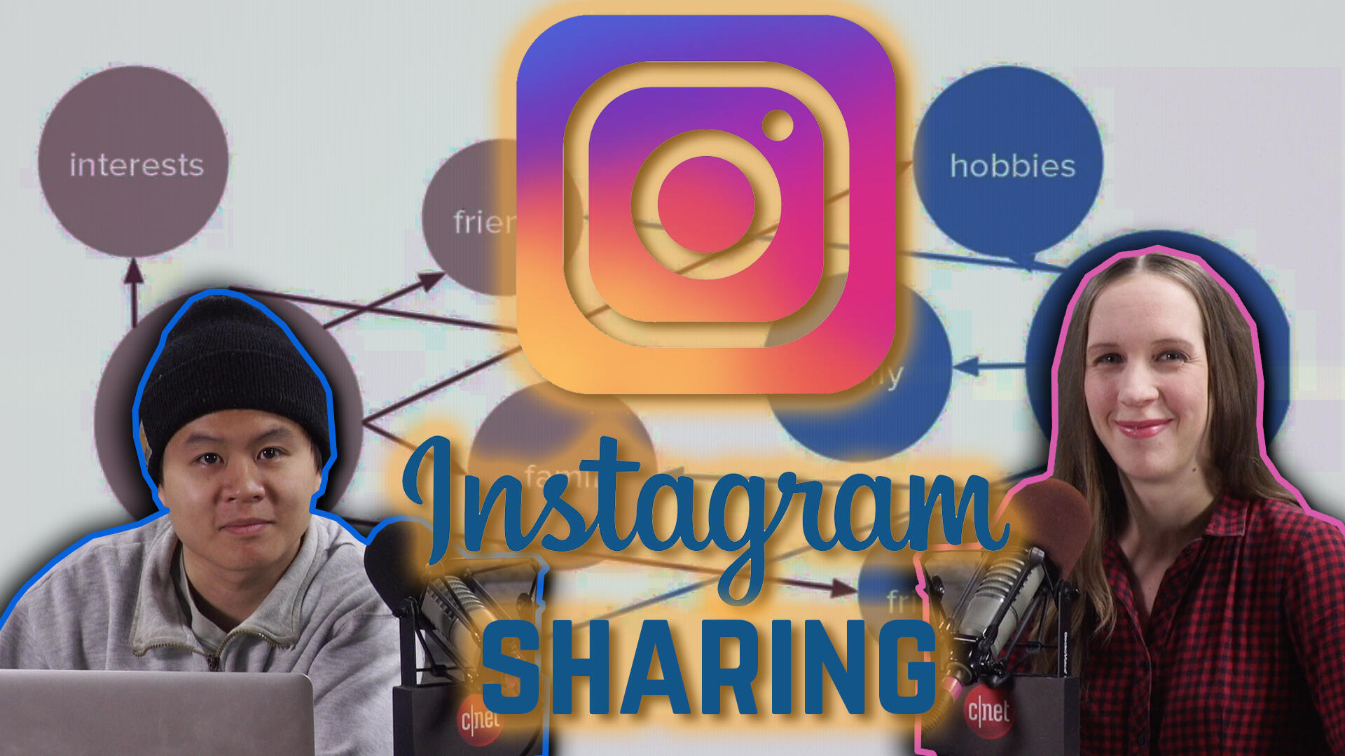 Video: Tired of being tracked online, teens figured out a way to fool Instagram