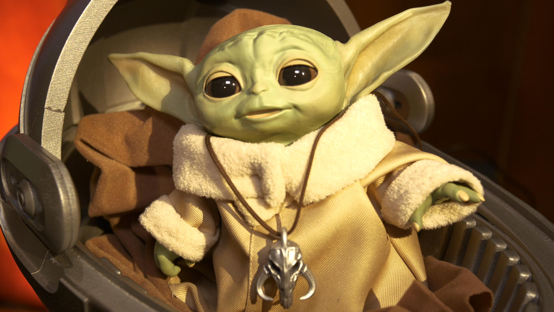 Video: First look at the best Baby Yoda toys coming this year