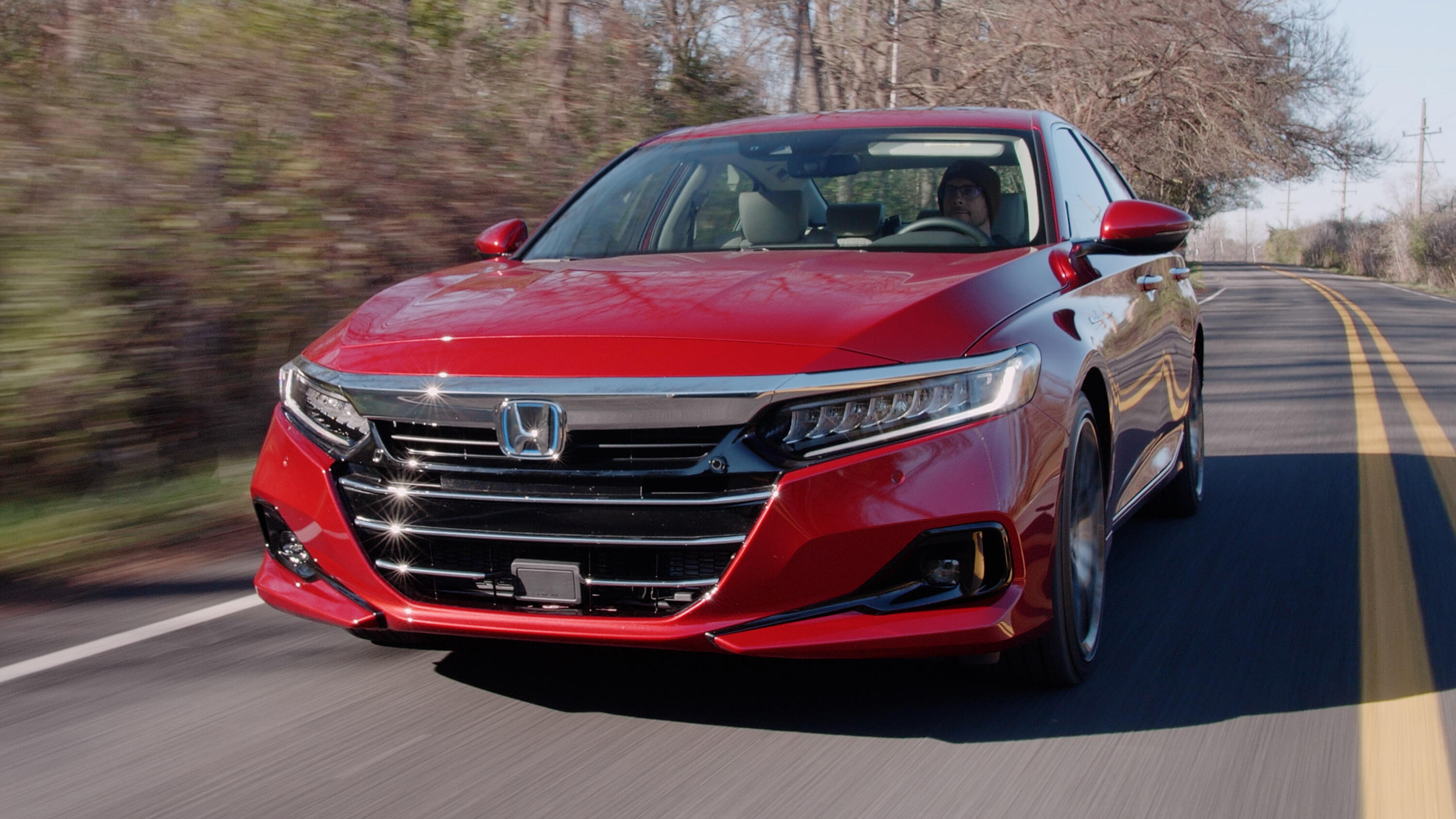 Video: 2021 Honda Accord Hybrid first drive: Smooth without overdoing it