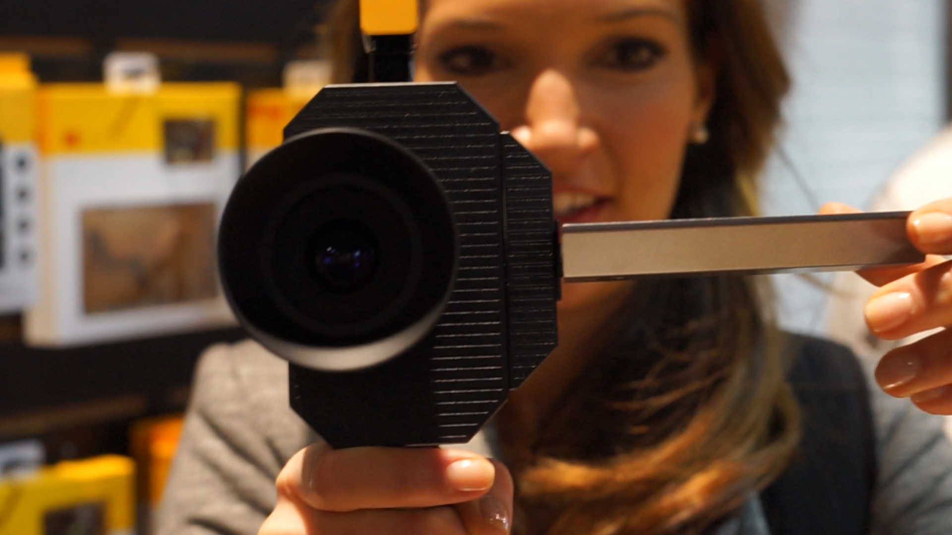 Video: Kodak's revamped Super 8 camera will make film purists drool