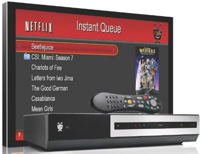 Netflix streaming is coming to Canada.
