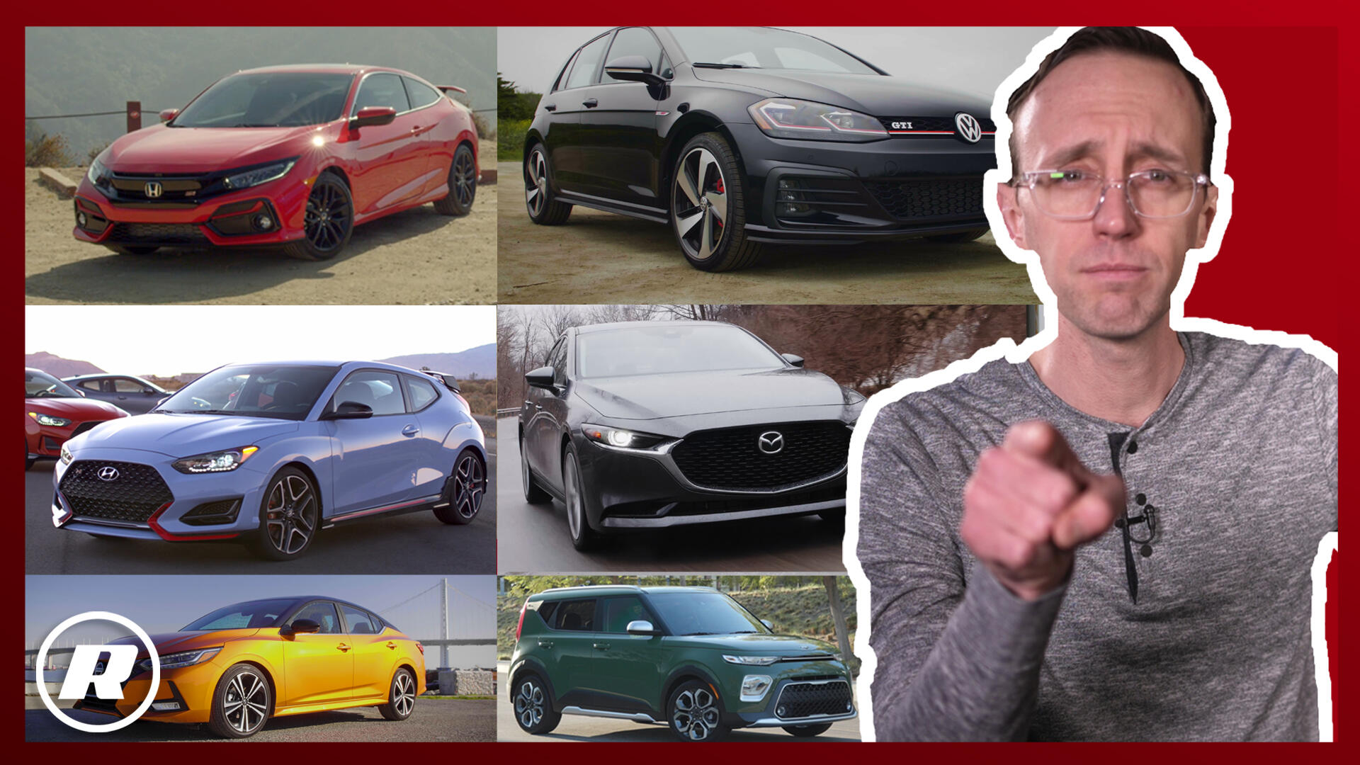 Video: Roadshow's favorite small cars