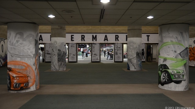 The LA Auto Show's oft overlooked aftermarket hall (pictures)