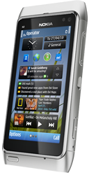 Nokia's N8 starts shipping today.