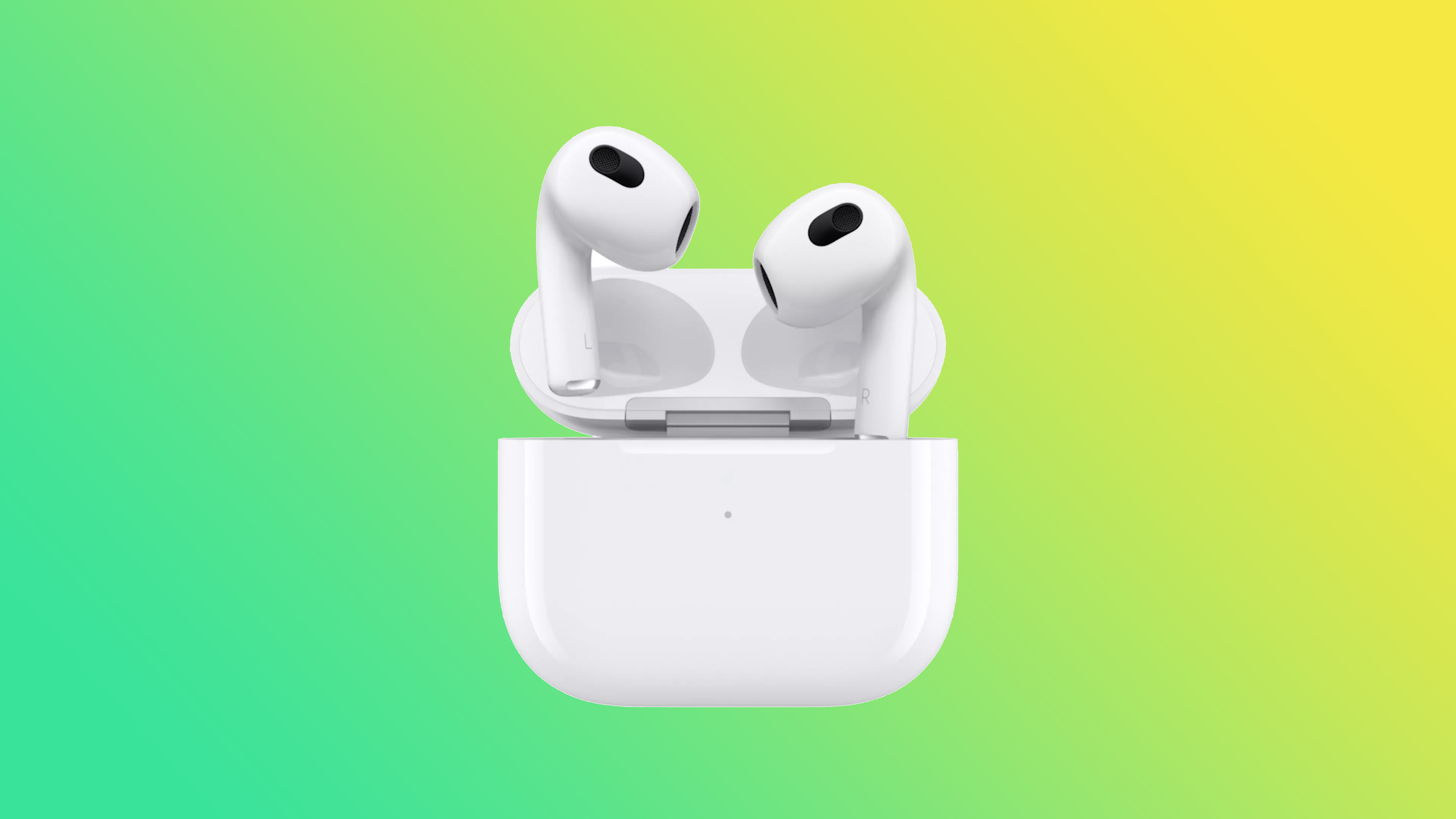 AirPods 3 make it easier to skip songs. Here's how to use the force sensor