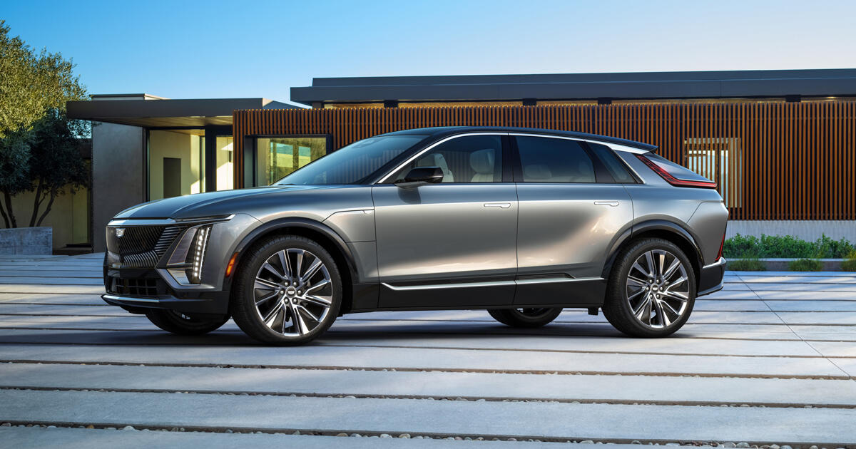 2023 Cadillac Lyriq sells out, more EVs won't be available until next  summer - Roadshow