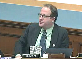 "Rep. Jared Polis, who entered the complete lyrics of ""The Internet is for Porn"" into the official record of the SOPA debate"