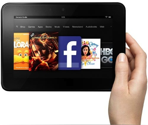 7-inch Kindle Fire HD packs a great display, says DisplayMate.