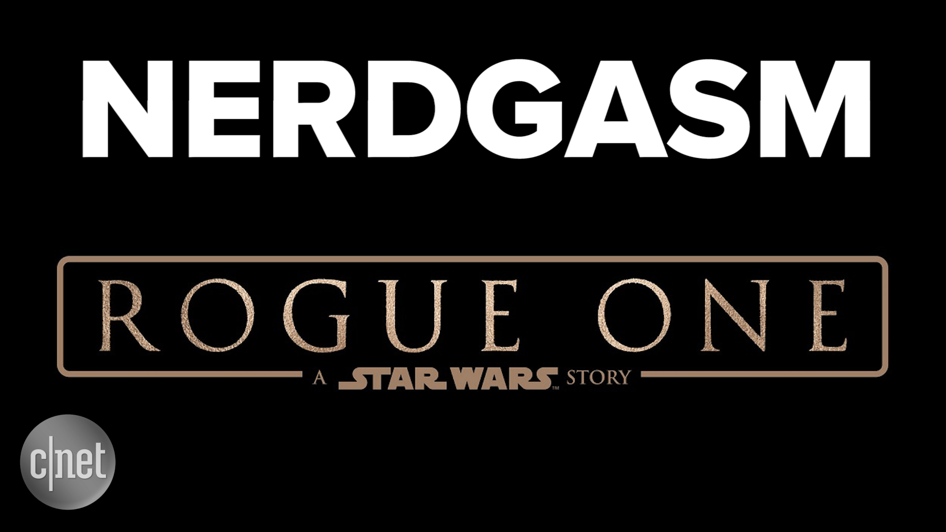 Video: 'Rogue One' trailer: WTF??