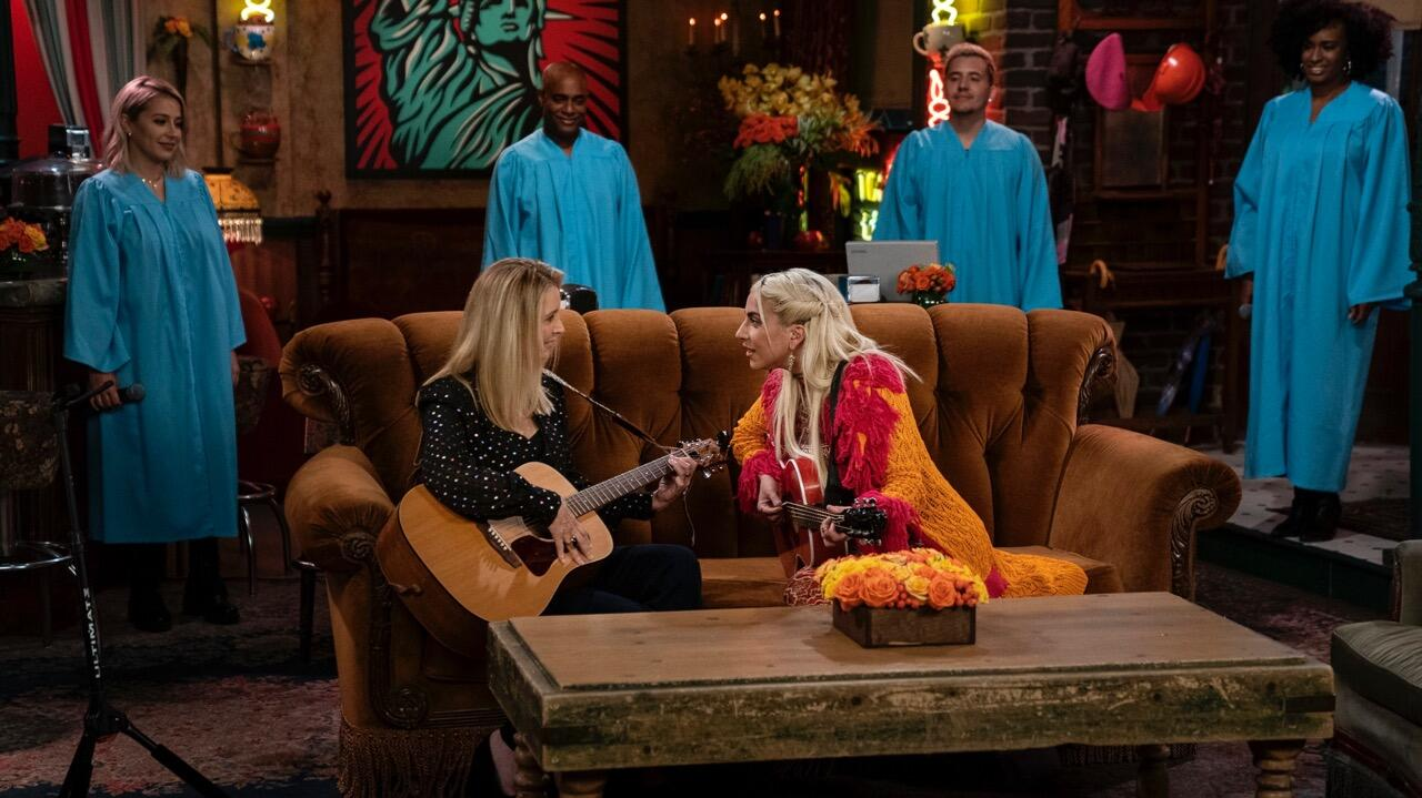 Friends: The Reunion memorable moments, from Lady Gaga to Matt LeBlanc     – CNET