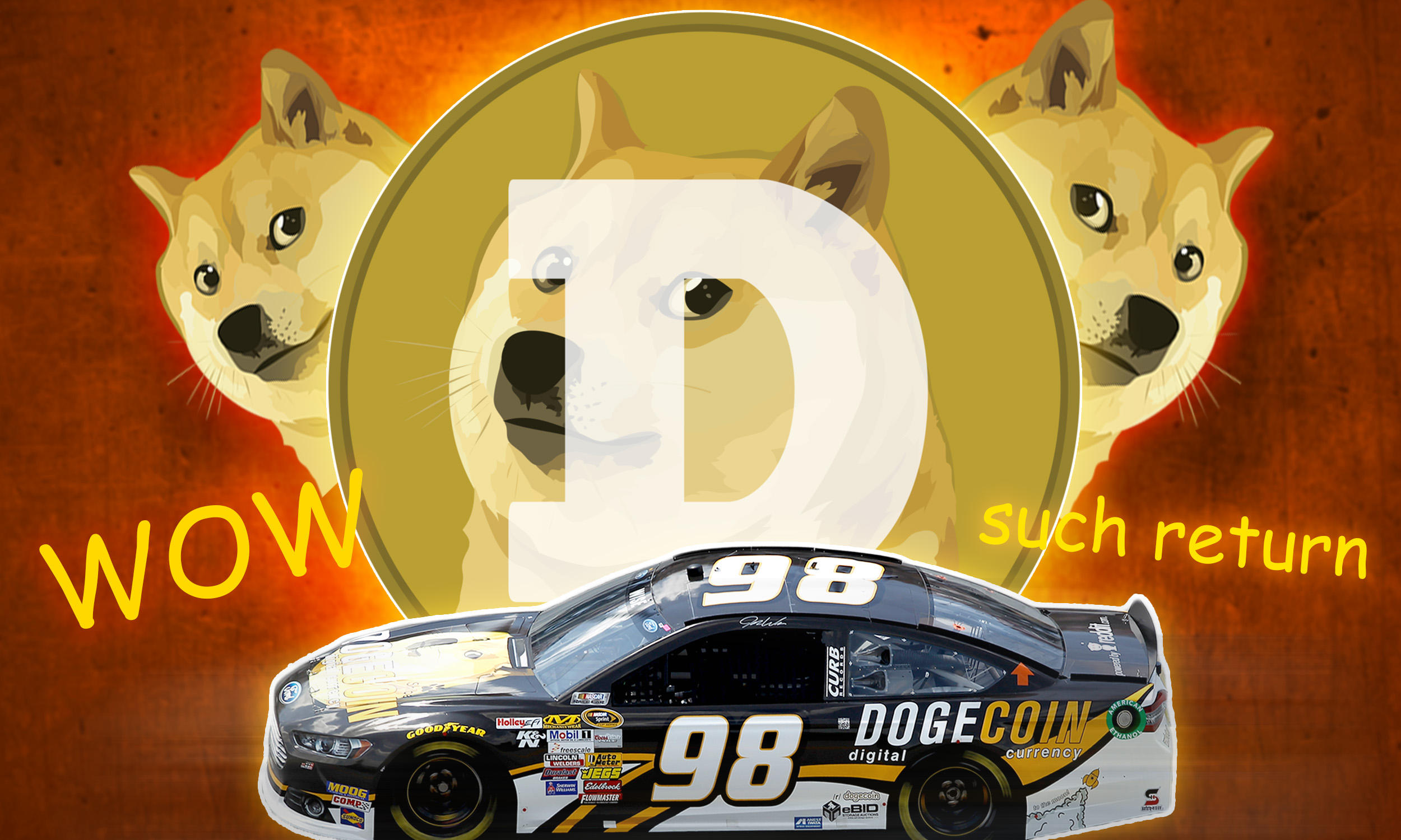 Dogecoin Cryptocurrency Like Bitcoin But Kind Of A Joke Cnet