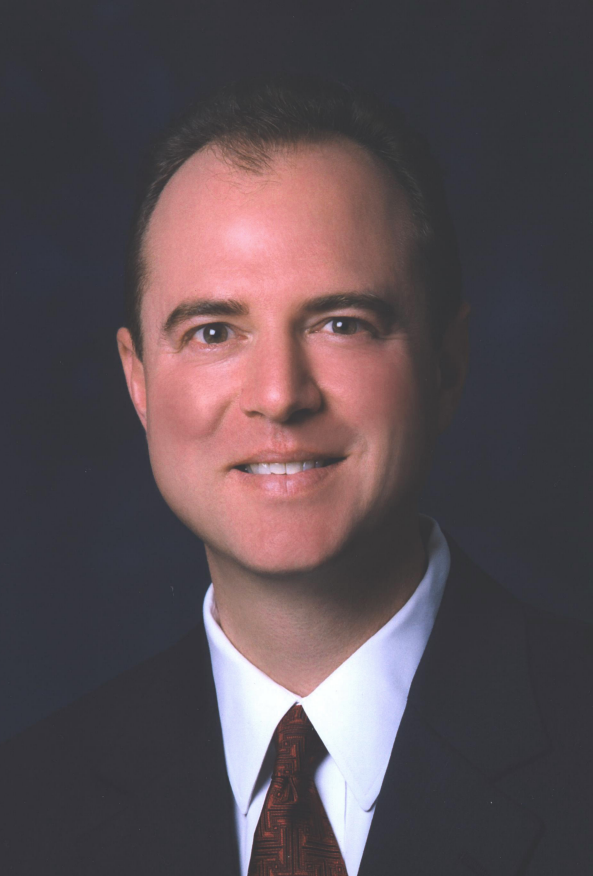 """Rep. Adam Schiff (D-Calif.), says he doesn't want to kill CISPA because """"we have to do something"""" about cyber-attacks."""