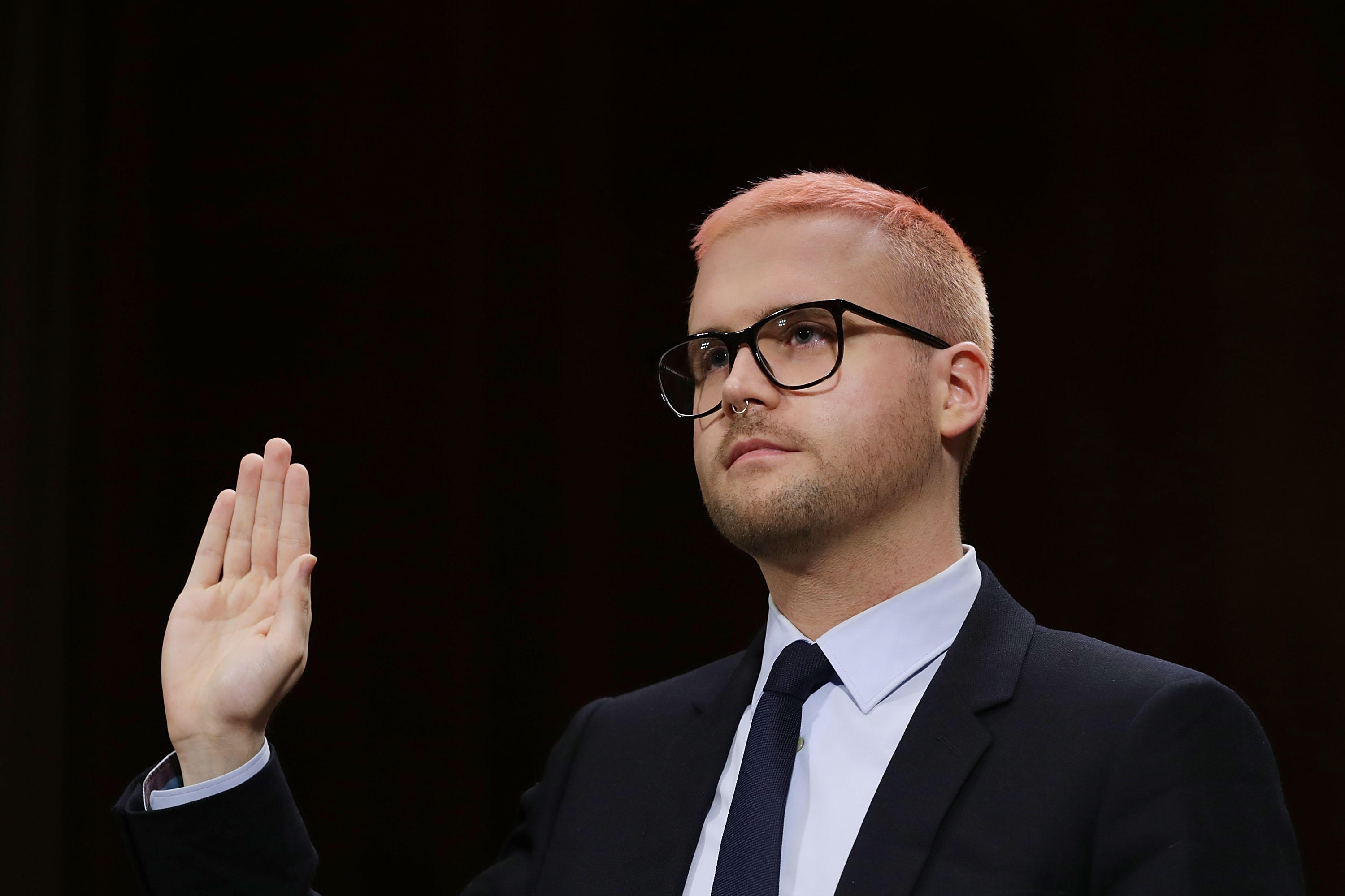Cambridge Analytica Whistleblower Christopher Wylie Testifies To Senate Judiciary Committee On Cambridge Analytica And Data Privacy