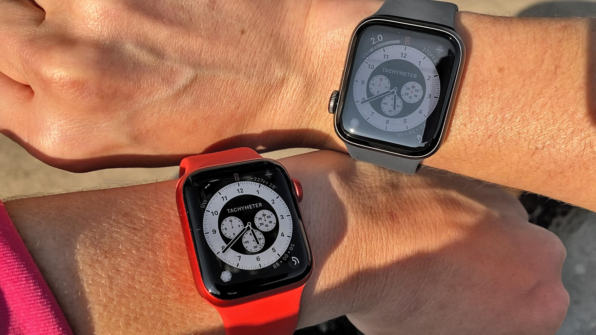 Video: Apple Watch SE and Apple Watch Series 6 comparison