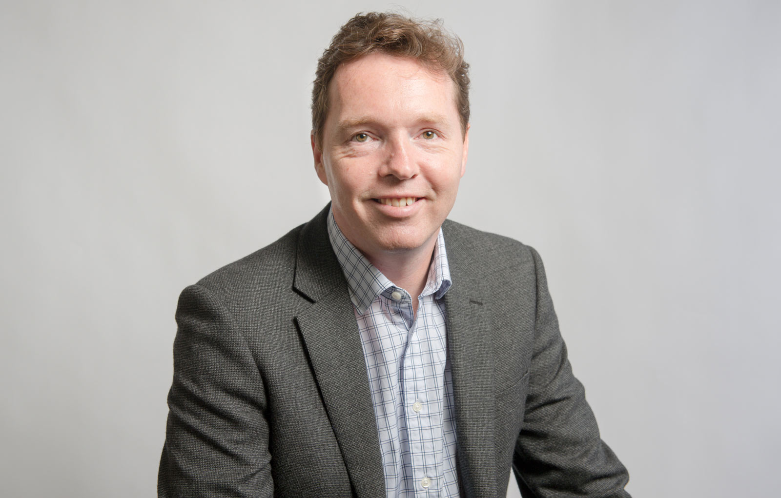 Gary Atkinson, director of emerging technologies at ARM