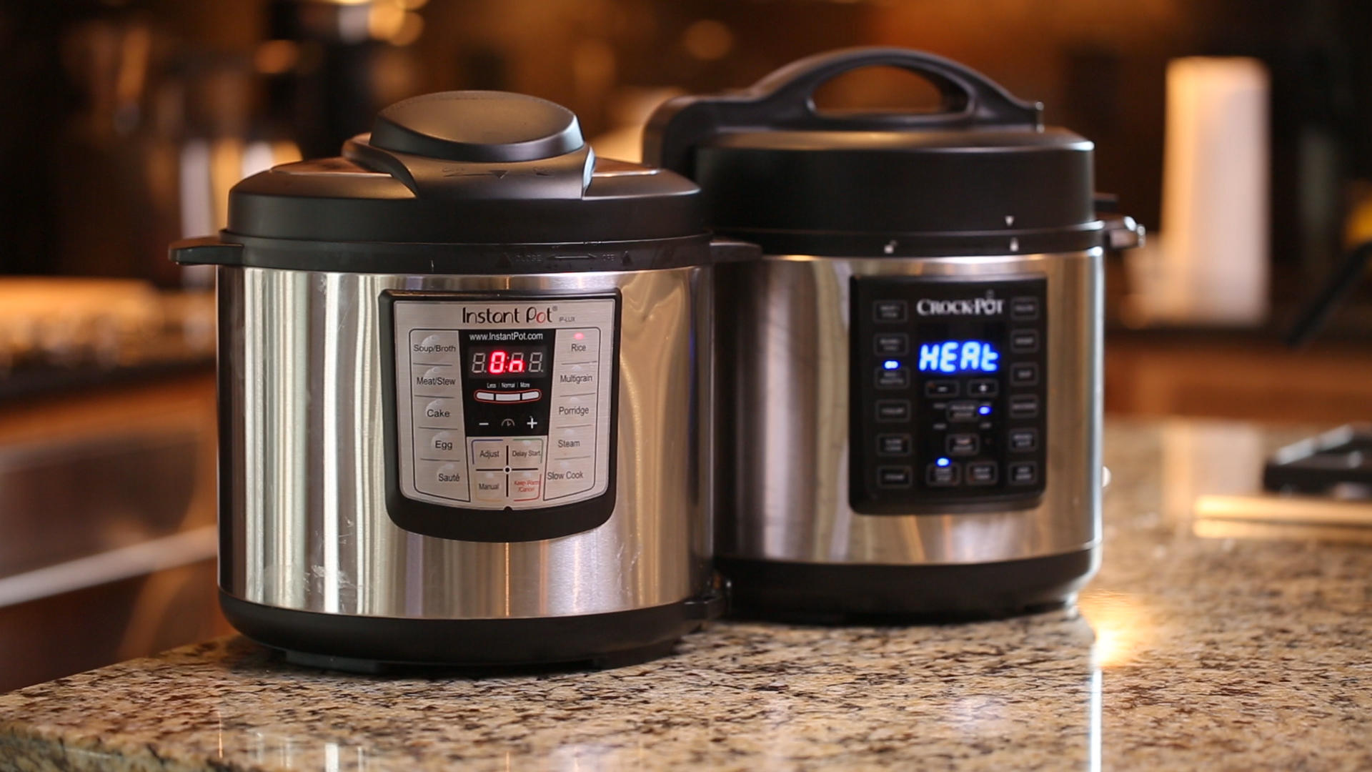 Video: Instant Pot and Crock-Pot multicookers duke it out