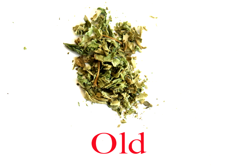 Old herbs