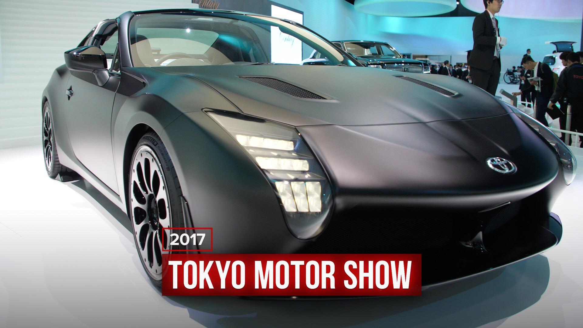 Video: 86 remix: Toyota hybridizes sports coupe with GR HV Sports concept