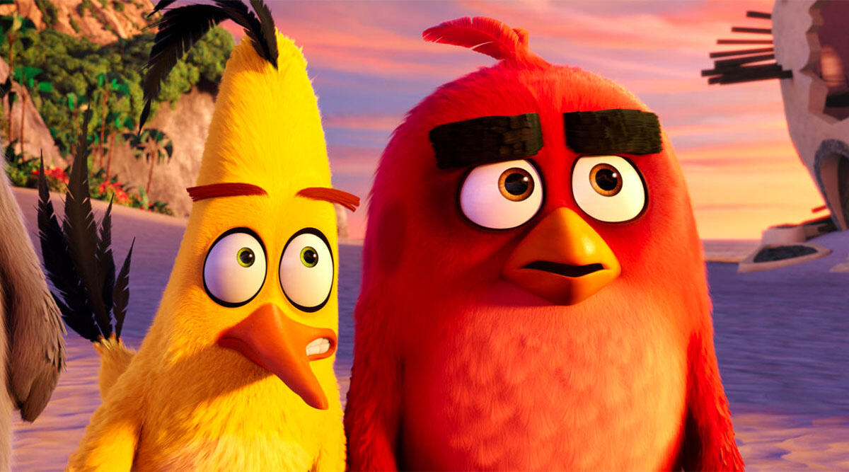 34. The Angry Birds Movie (2016)