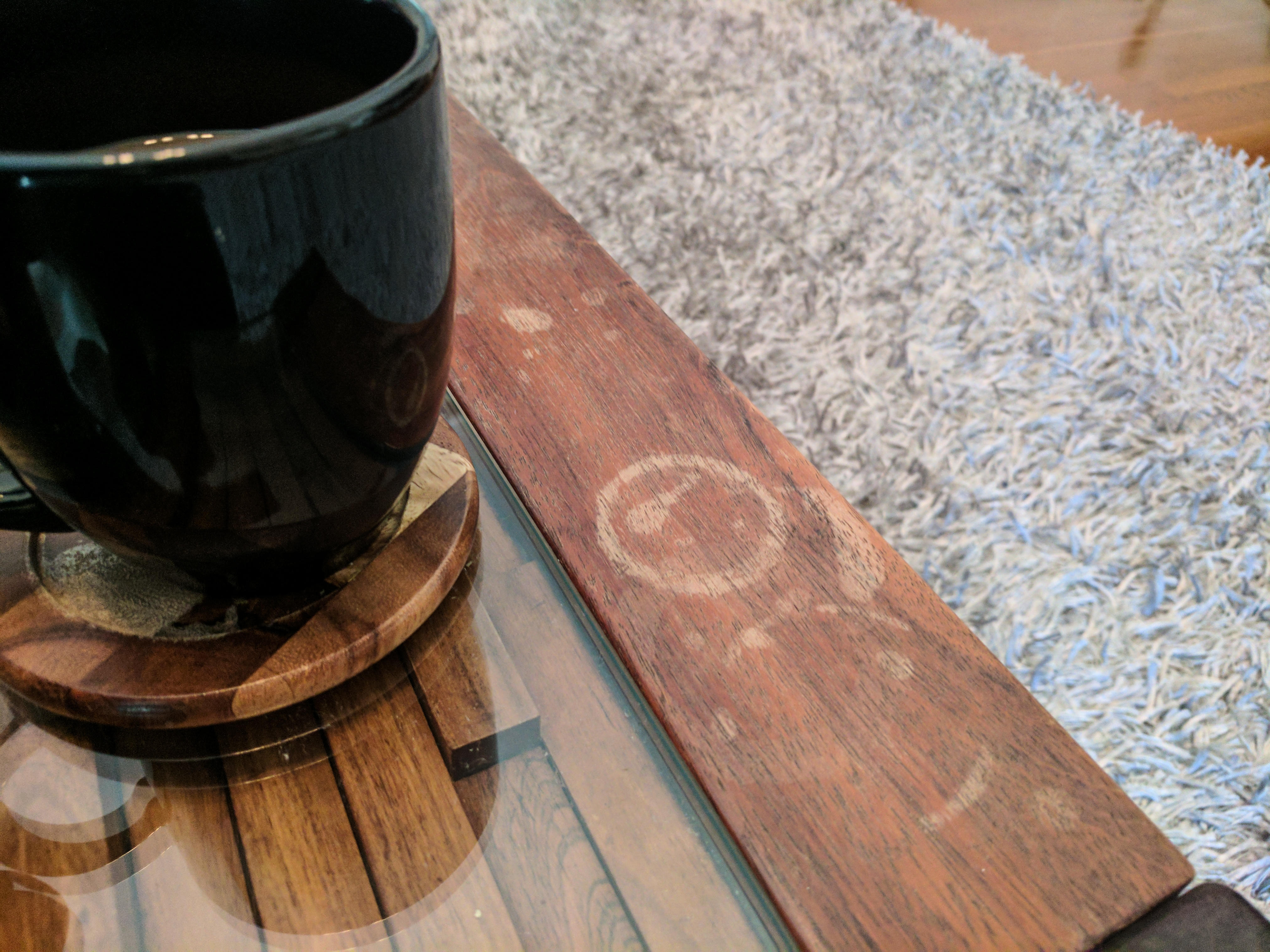 How To Remove Water Stains From Wood Furniture Cnet - How To Remove White Spots On Wood Tables