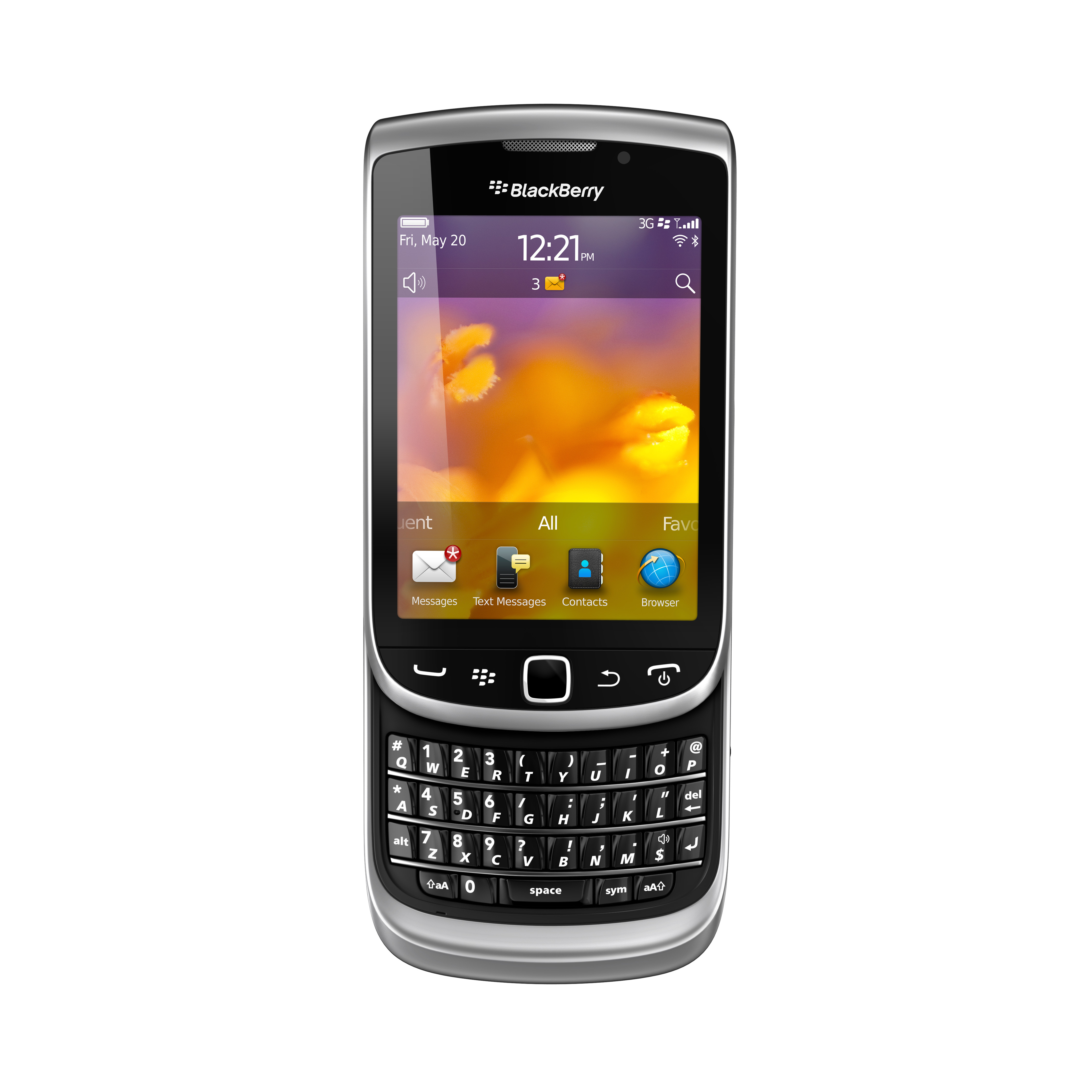 BlackBerry Torch 9810 is only $49.95 with AT&T
