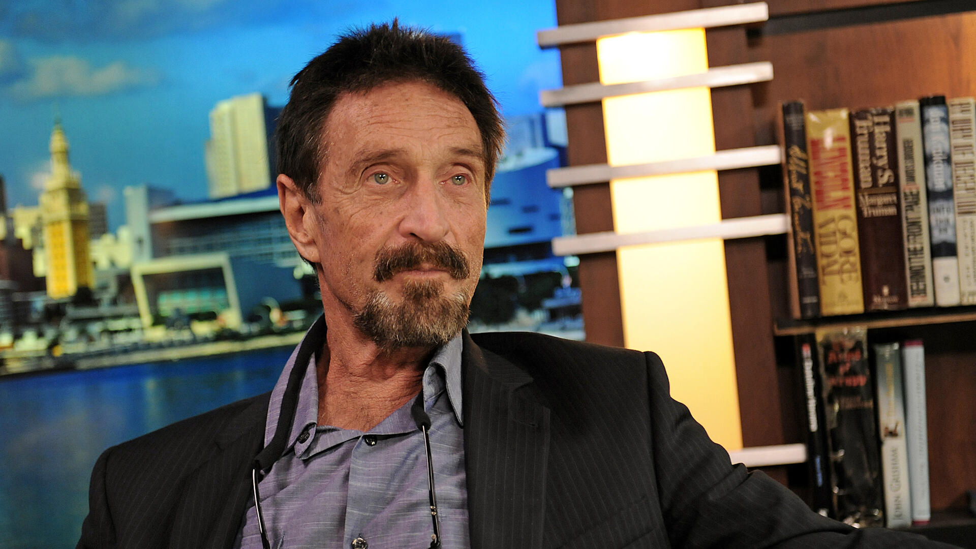 Video: Antivirus pioneer John McAfee found dead, Bitcoin loses most of 2021 gains