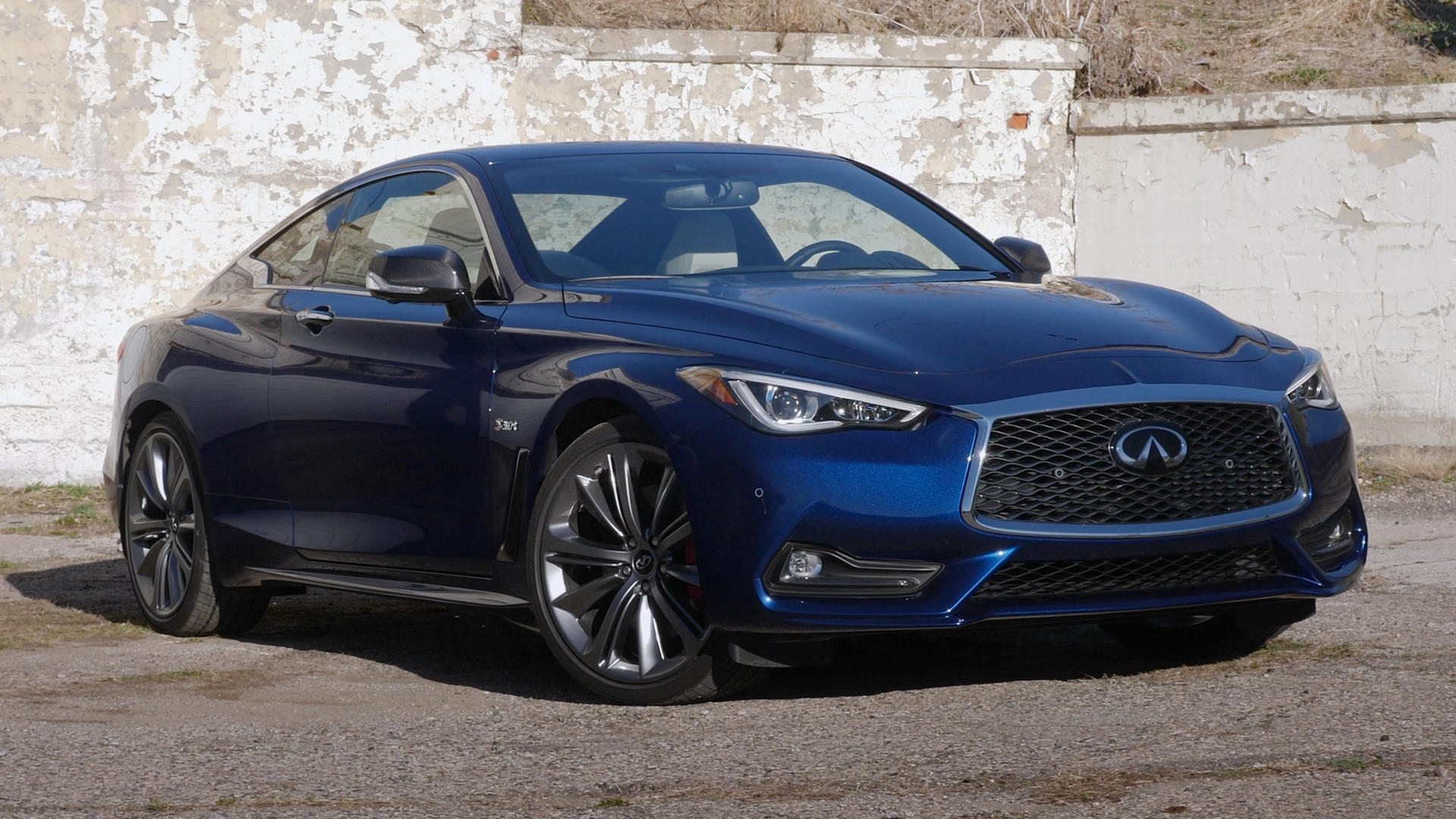 Video: 5 things you need to know about the 2019 Infiniti Q60 Red Sport 400