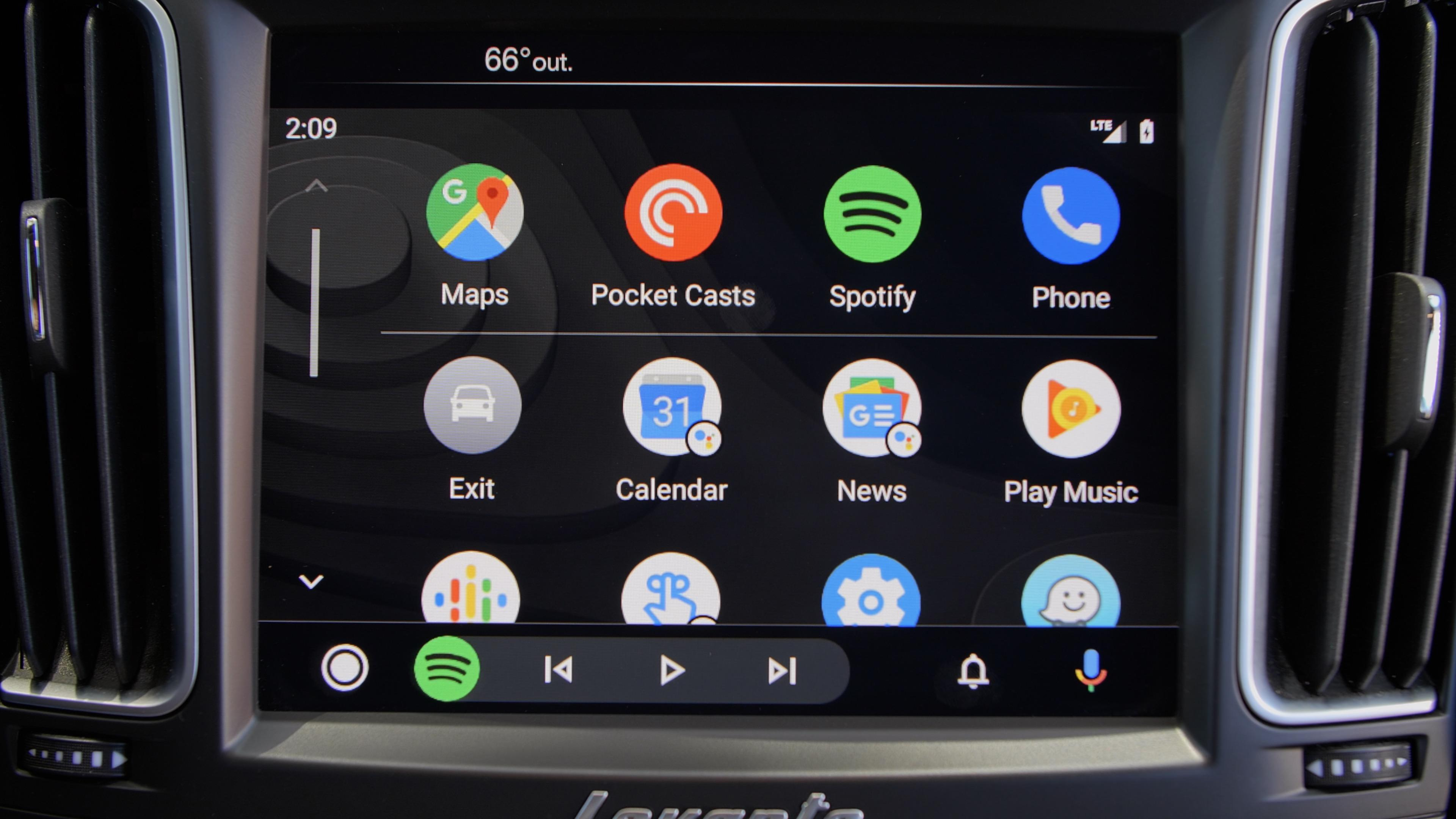Video: Redesigned Android Auto hits the road: We go hands-on