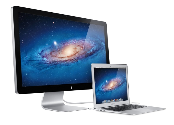 Apple's Thunderbolt display sports some outdated tech.