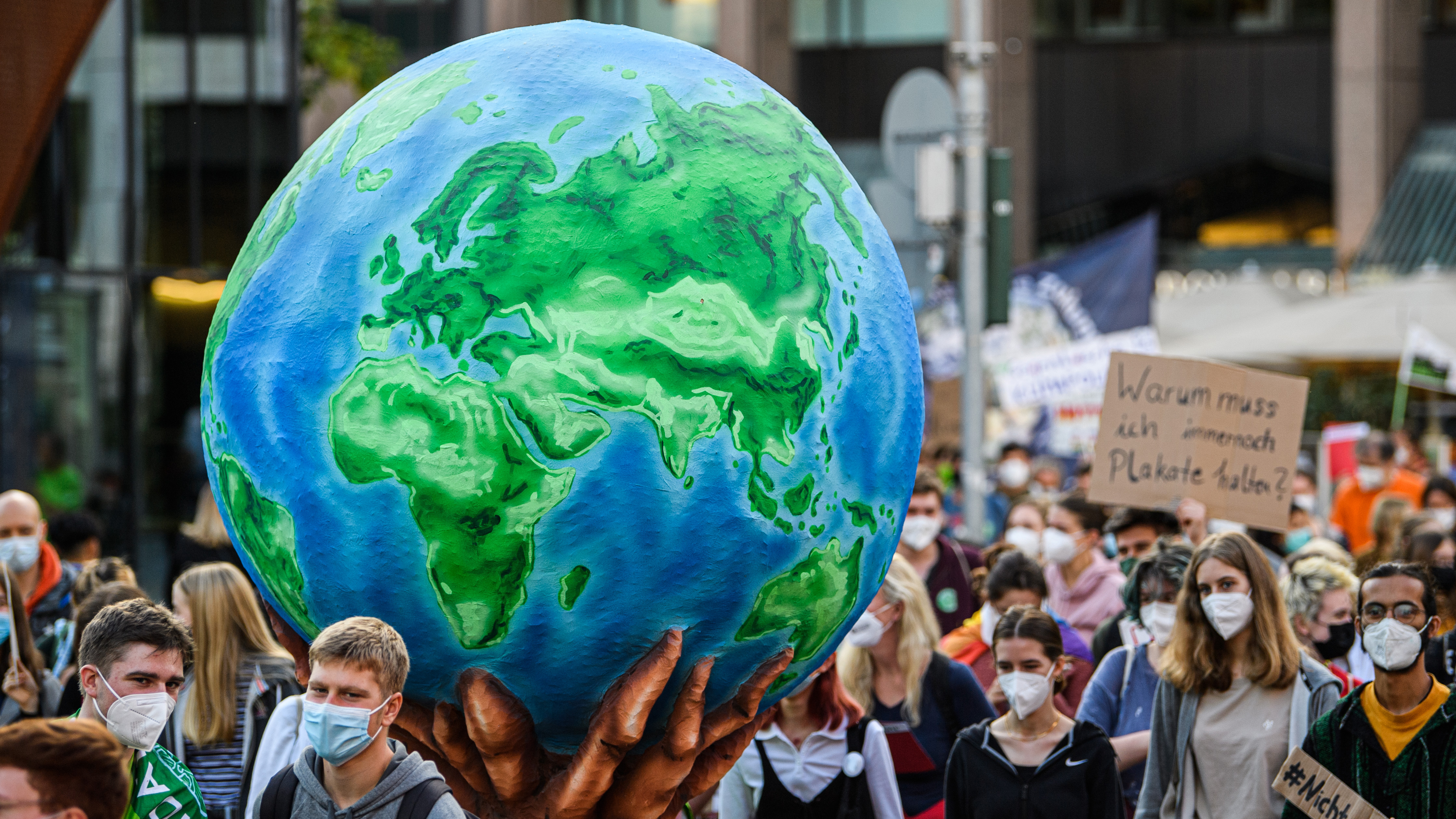 COP26 is the biggest conference in the world. Here's why it matters