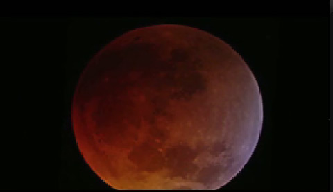The last total lunar eclipse in February 2008.