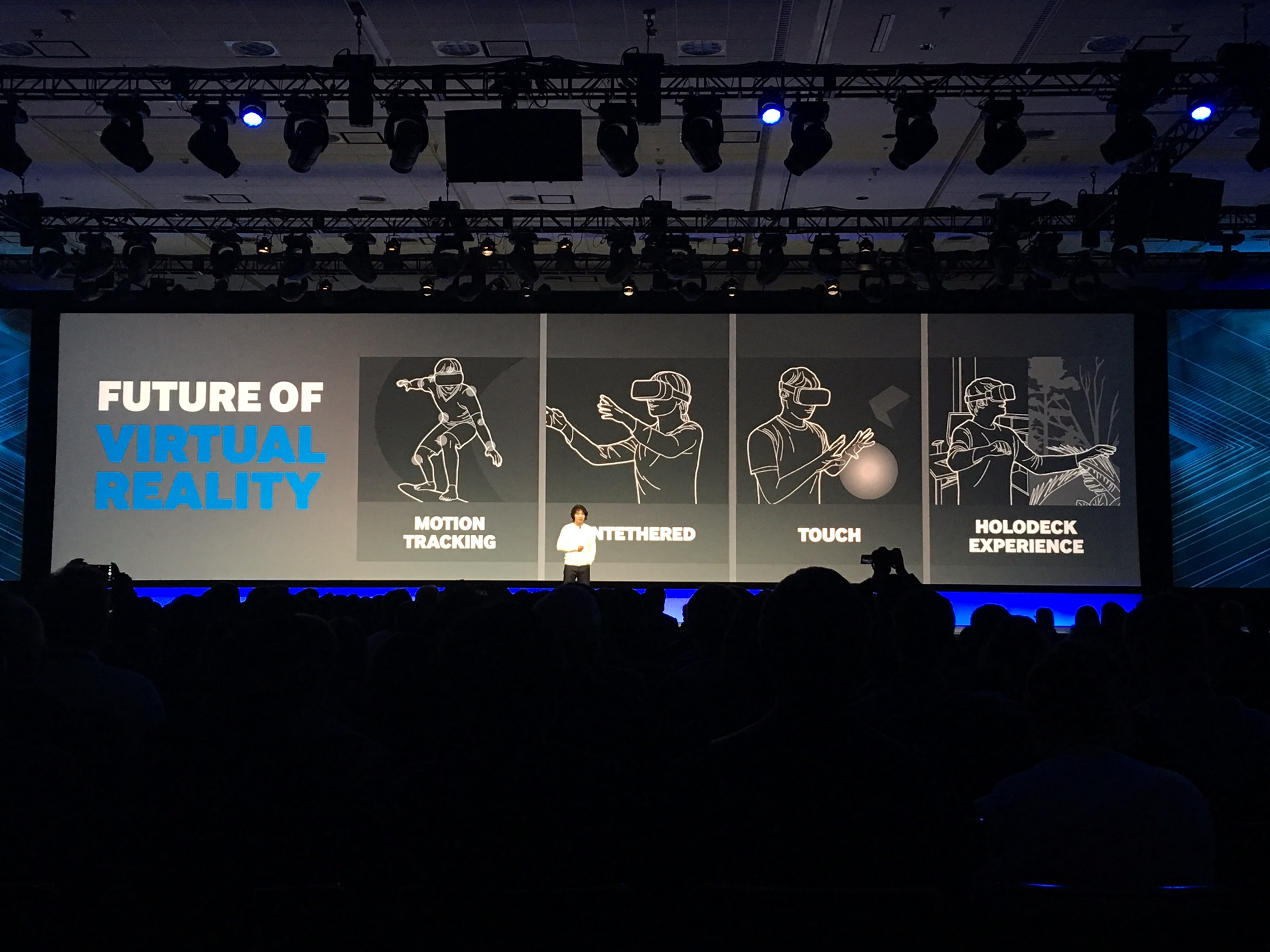 Injong Rhee, executive vice president and head of R&D for software and services in Samsung's mobile business, gives hints about the future of virtual reality.