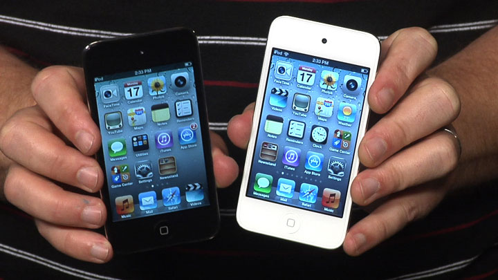 Video: Apple iPod Touch