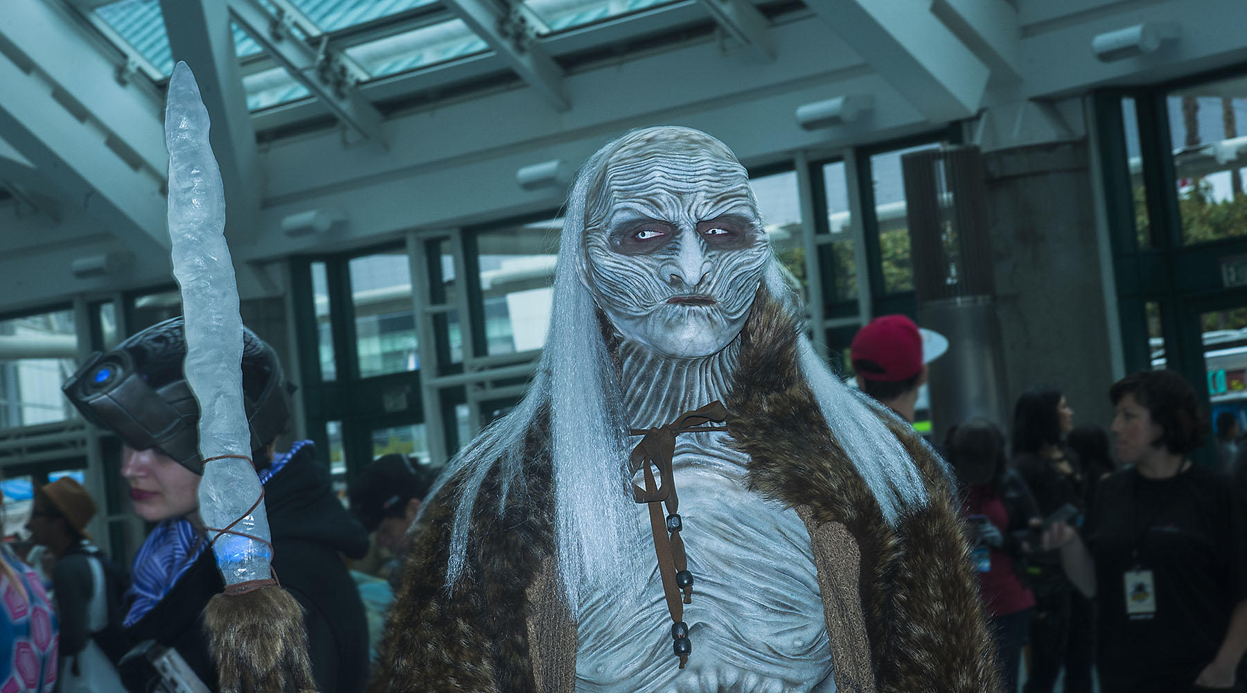 This leader of the White Walkers