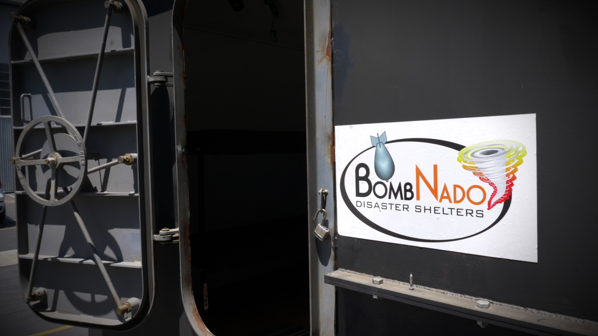 Video: A bomb shelter for every home?