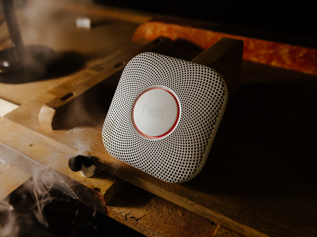 Nest Protect Second Generation