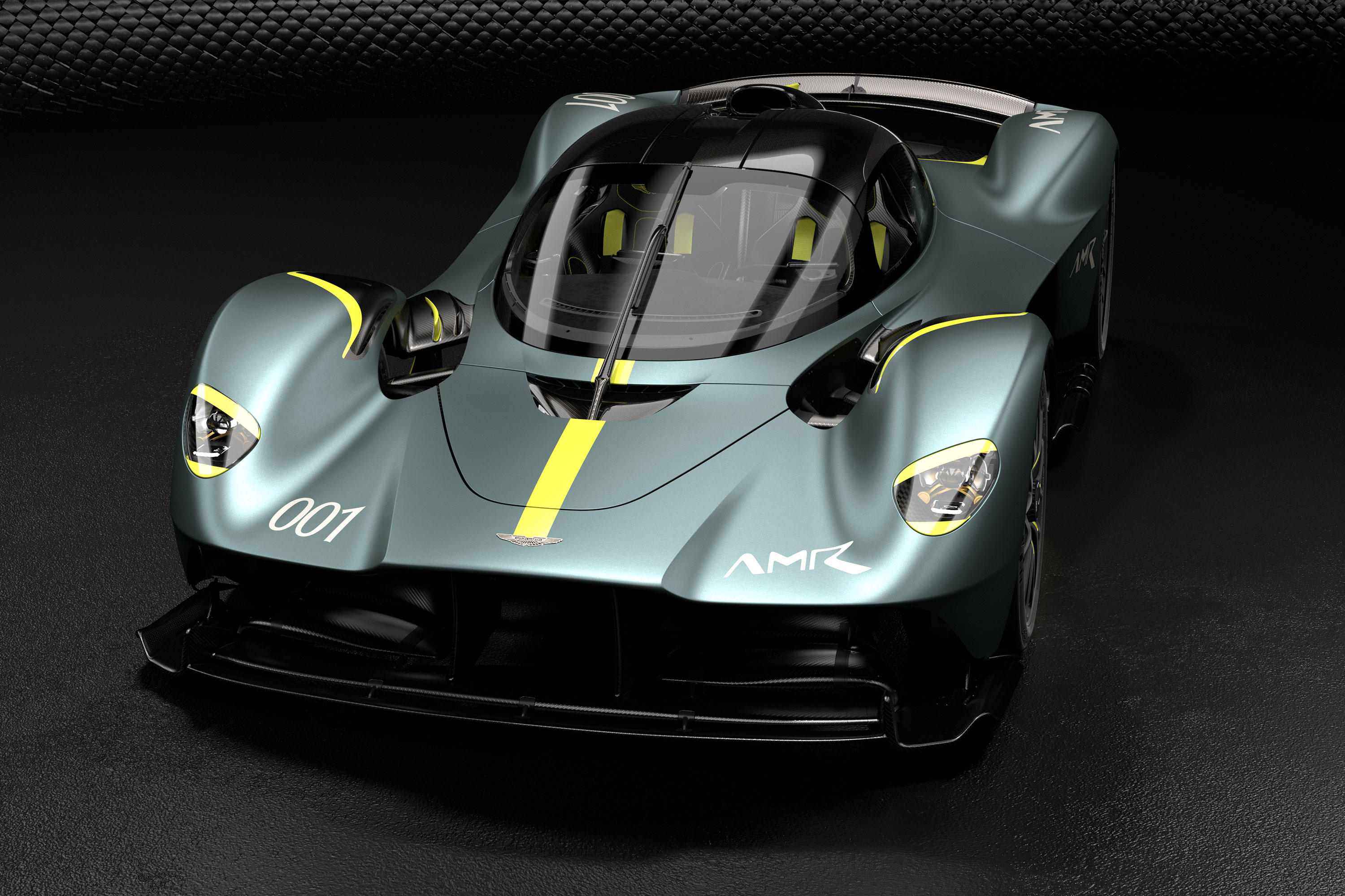 Aston Martin Valkyrie AMR Track Performance package