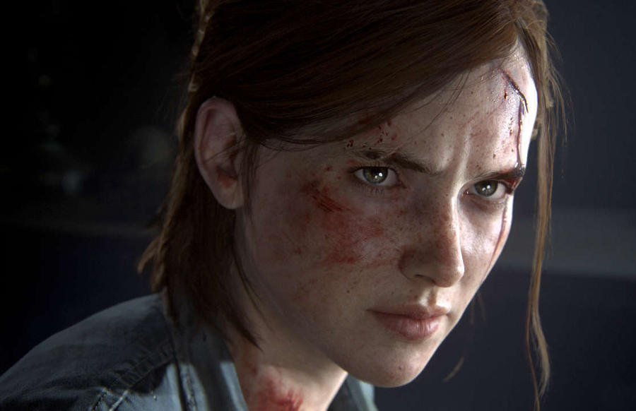 26. Ellie, The Last of Us