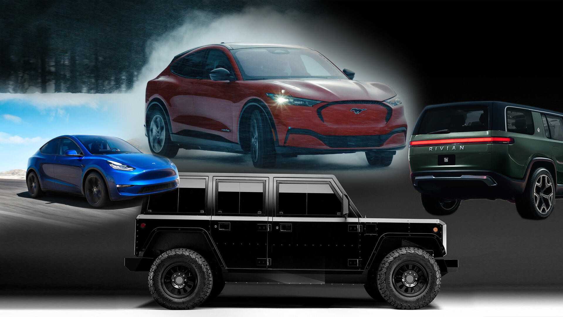 Video: AutoComplete looks at upcoming electric SUVs