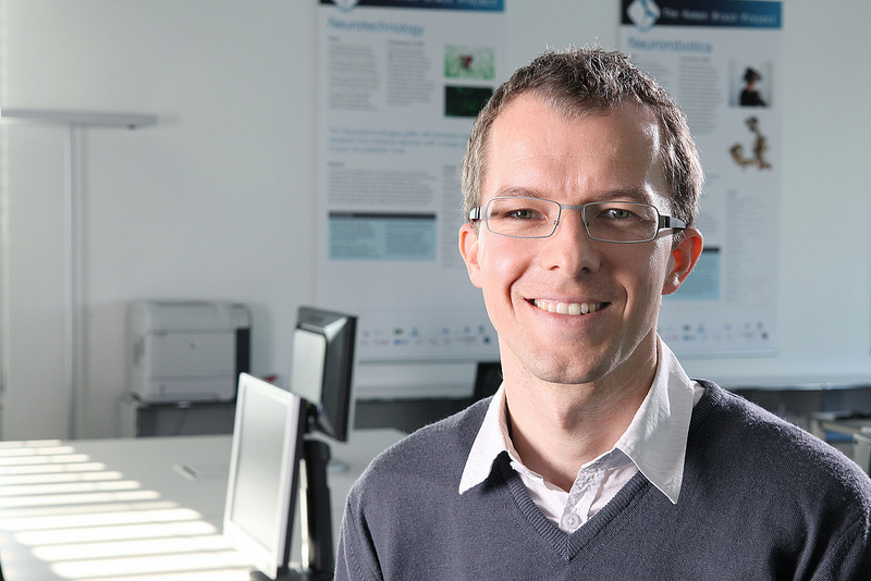 Felix Schuermann of EPFL is scheduled to describe a flash-infused IBM supercomputer the June supercomputing conference in Germany.