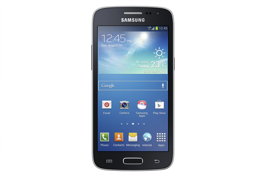 The Galaxy Core LTE from Samsung.