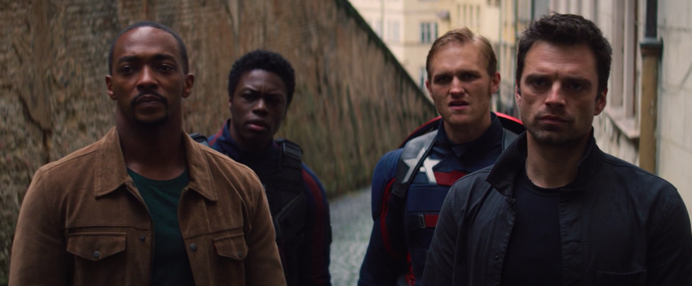 Falcon and Winter Soldier episode 4 recap: New Captain America gets extreme     - CNET