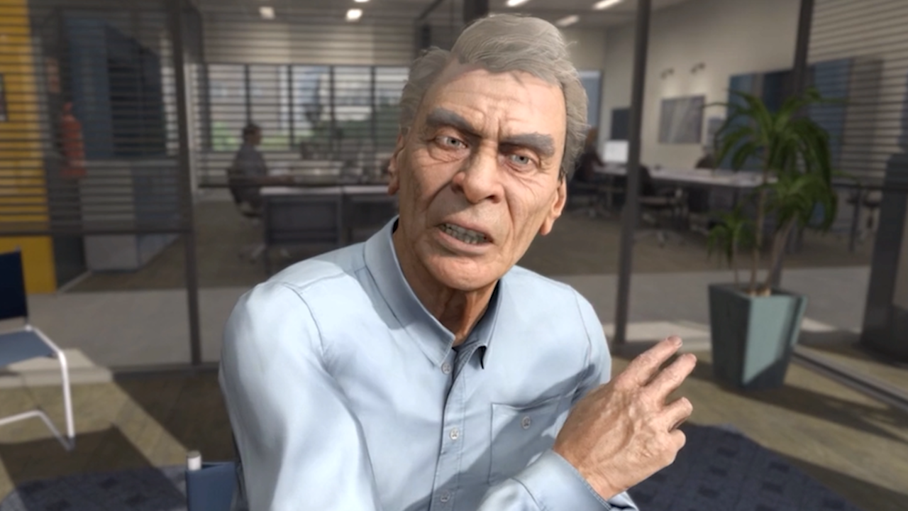 Video: Why using VR to teach you to fire someone isn't completely horrible