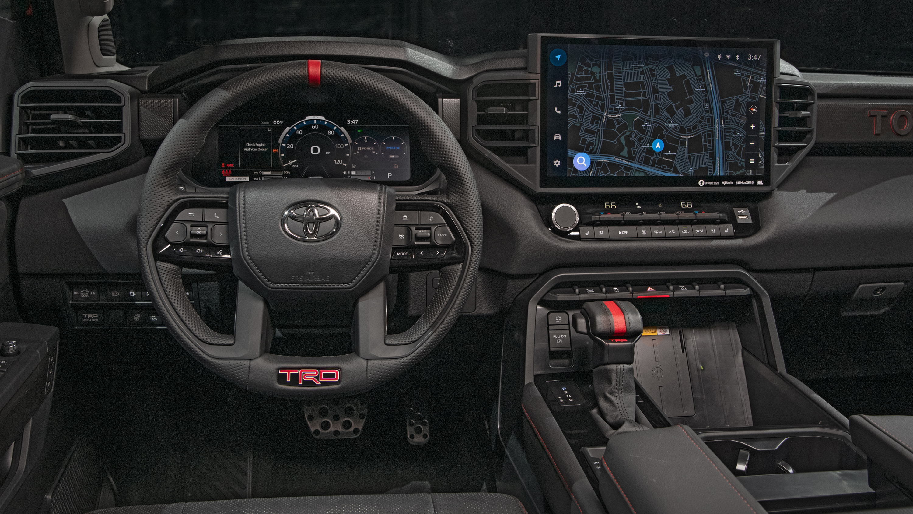 Video: 2022 Toyota Tundra first look: Let's check out the tech