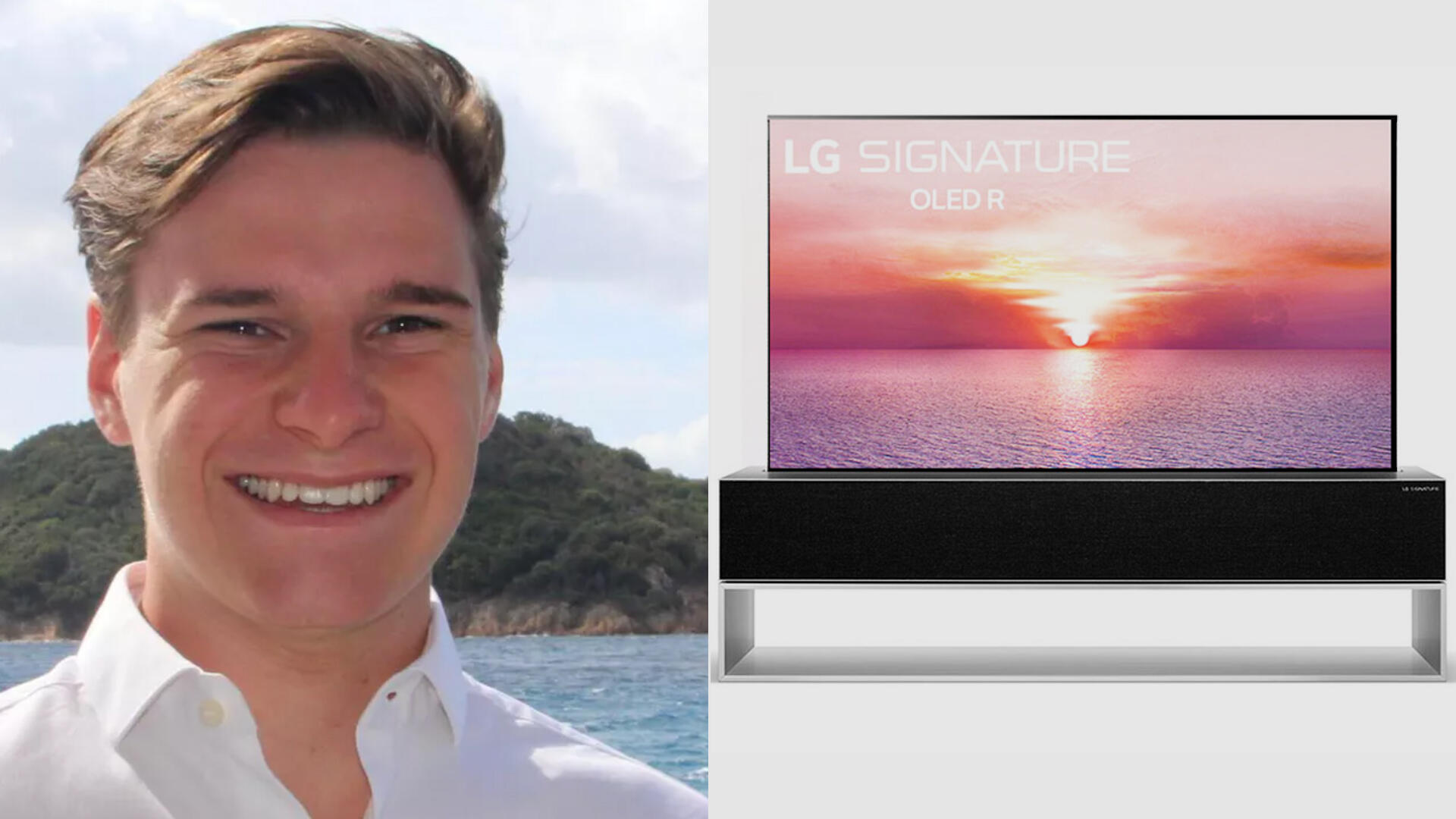 Video: A teenager heads to space and LG's rollable TV hits the US market