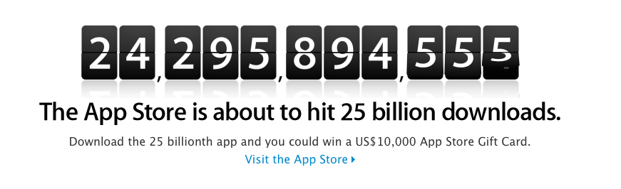 Apple's count up timer.